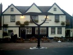 The Kings Weigher outside The Lighter on Topsham Quay